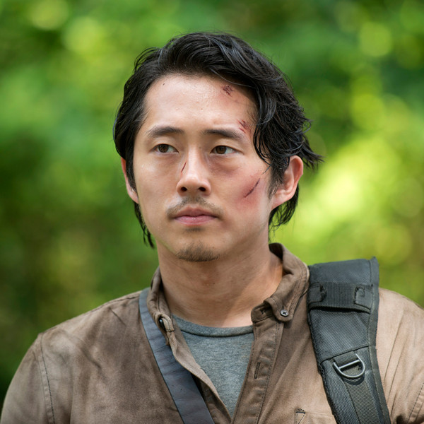 Steven Yeun, The Walking Dead