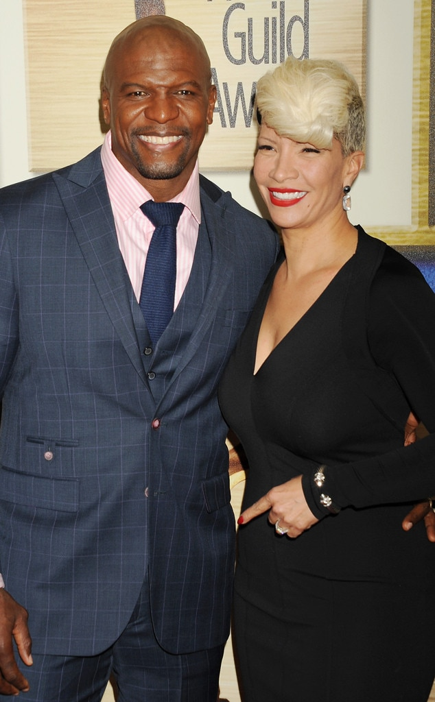 Terry Crews, Rebecca King-Crews