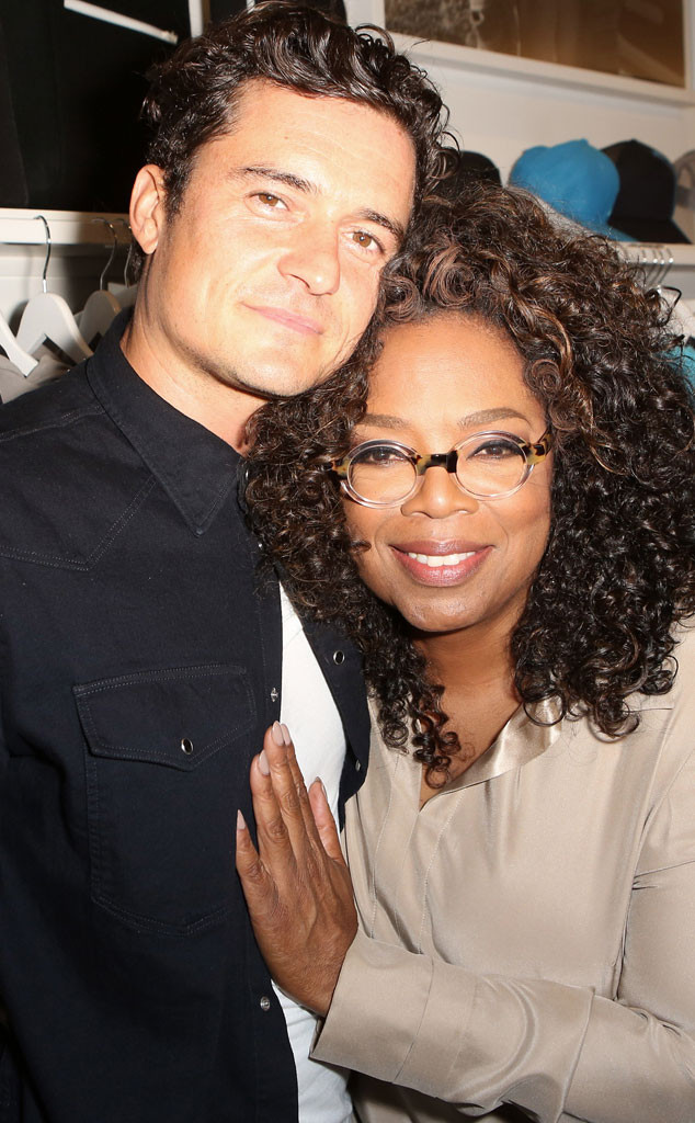 Oprah Winfrey, Orlando Bloom