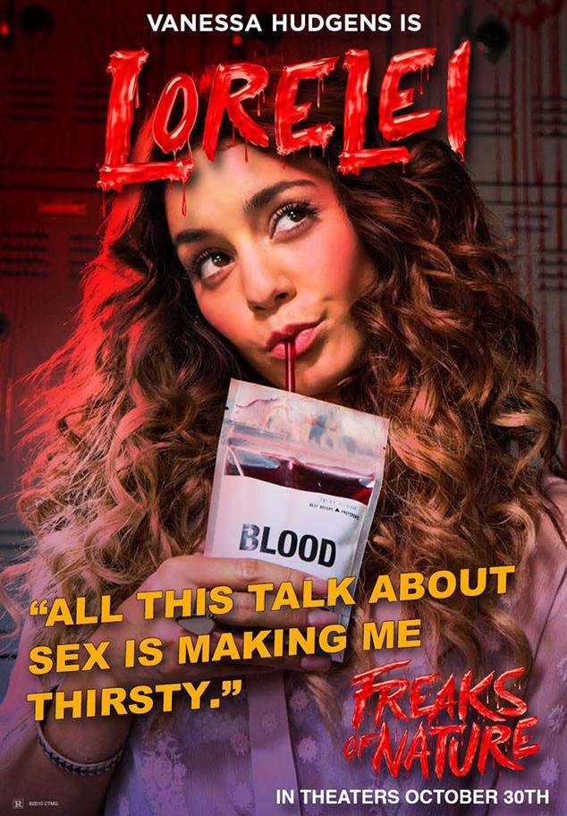 Vanessa hudgens movies