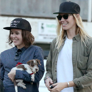 Ellen Page, Samantha Thomas, Puppy