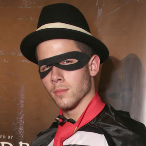 Nick Jonas, Halloween