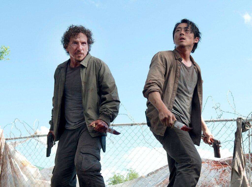 The Walking Dead, Steven Yeun