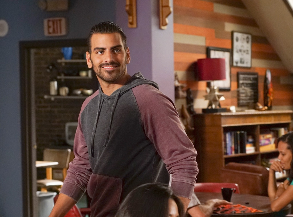Nyle DiMarco, Switched at Birth