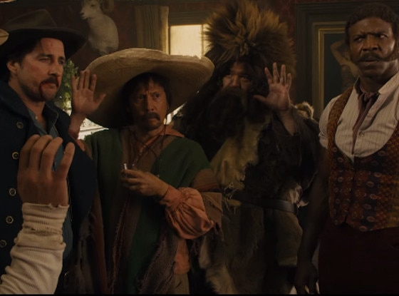 Adam Sandler, Ridiculous 6, Netflix