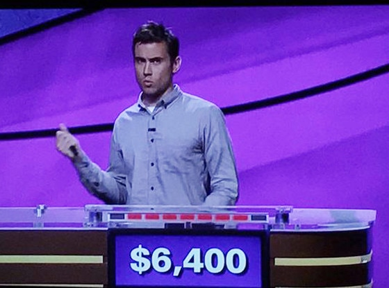 Tom Flynn, Jeopardy contestant