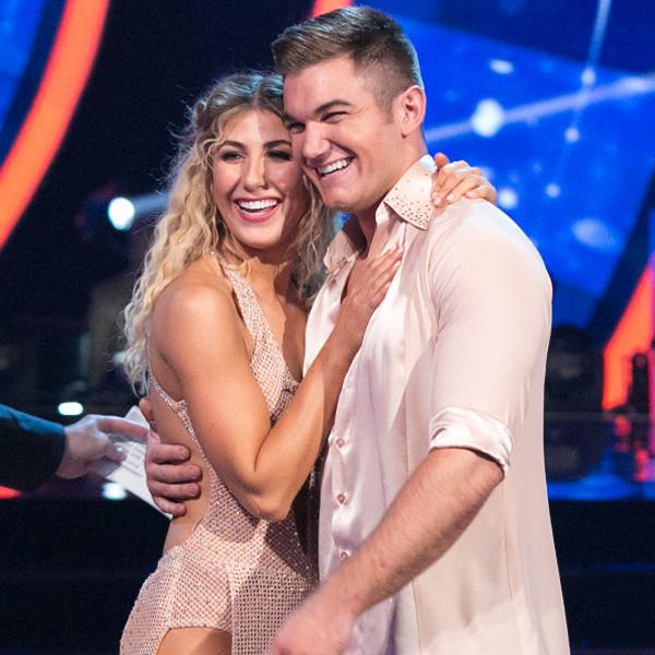 Alek Skarlatos, Emma Slater, Dancing With the Stars, DWTS
