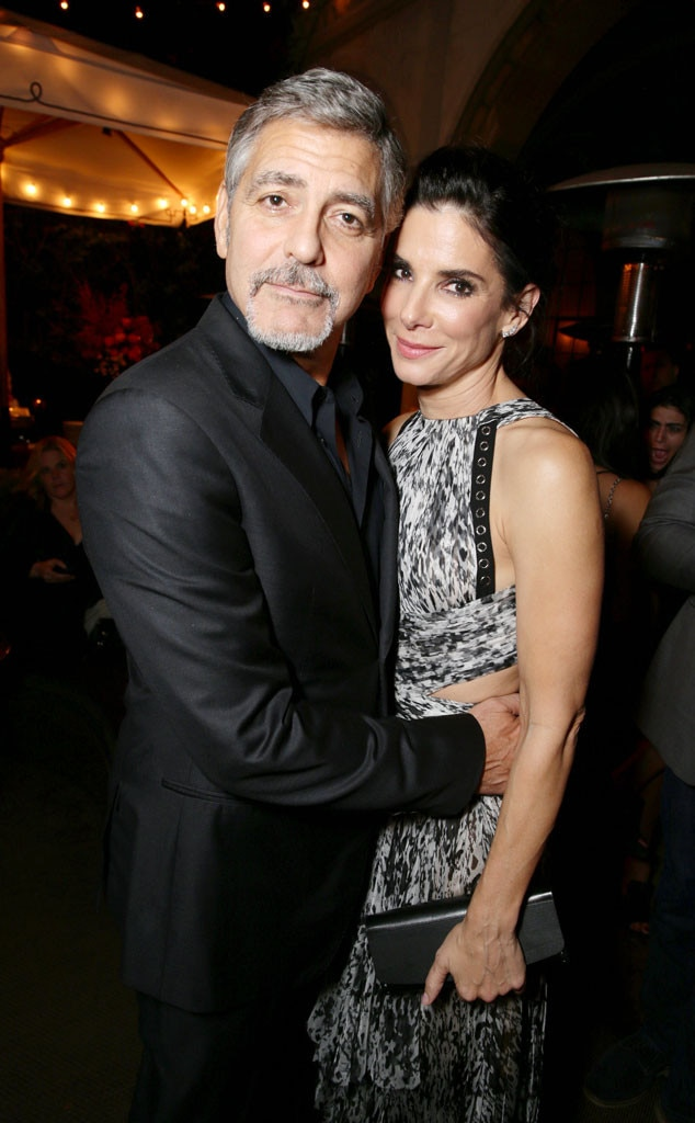 dating george clooney Brad pitt was reportedly inspired by george clooney's romantic relationship with amal alamuddin, so he is currently seeing neri oxman.