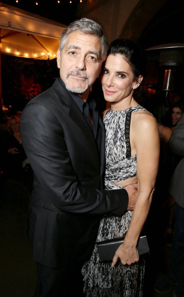 George Clooney, Sandra Bullock