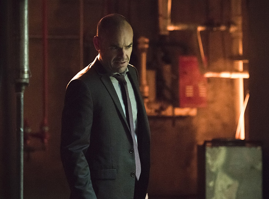 Paul Blackthorne, Arrow