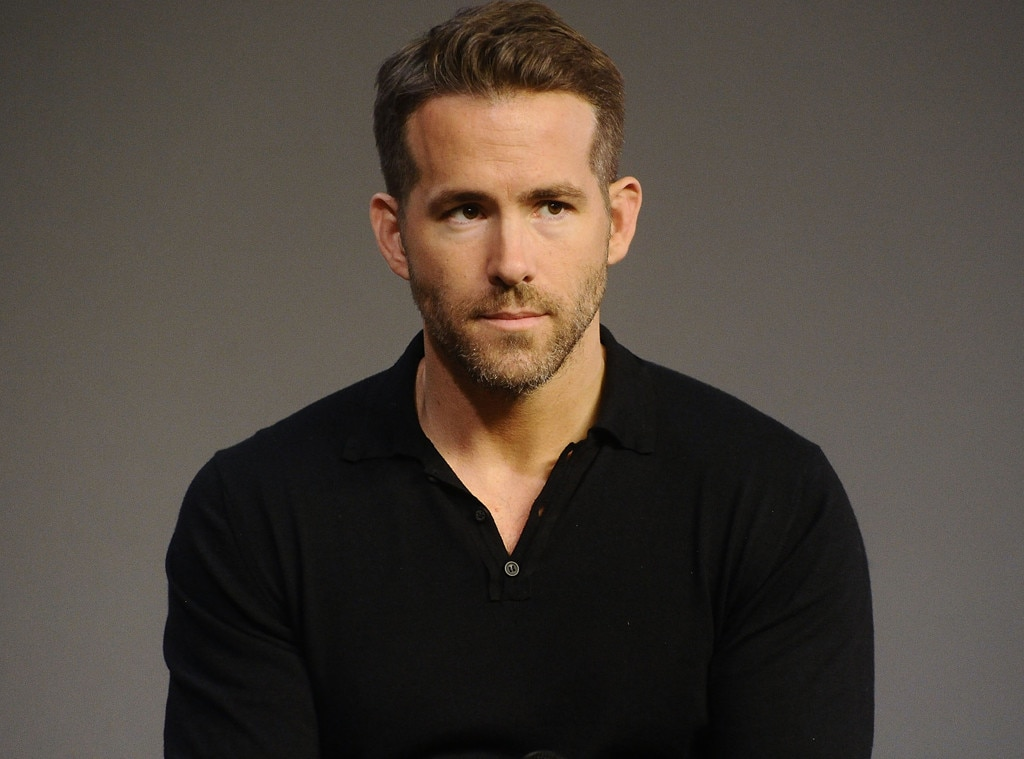 Ryan Reynolds Mourns the Death of His Father, James ... Ryan Reynolds