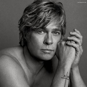 Brad Pitt, V Magazine