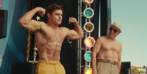 Zac Efron, Dirty Grandpa