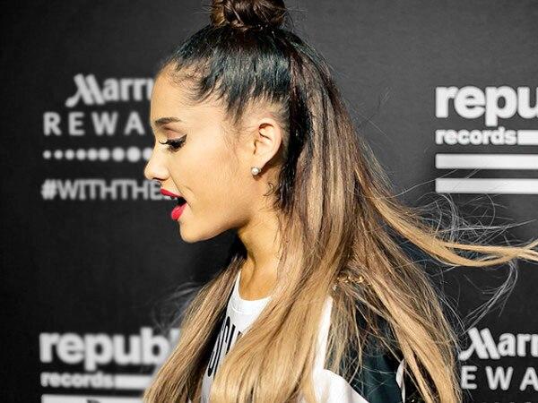 ESC, Dyed Highlights, Ariana Grande