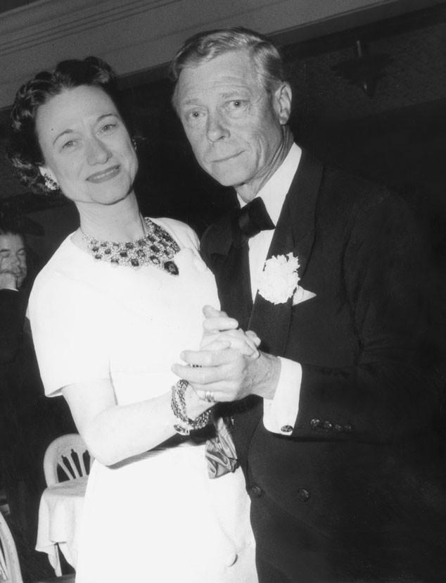 The Duke, Duchess of Windsor, King Edward VIII, Wallis Simpson