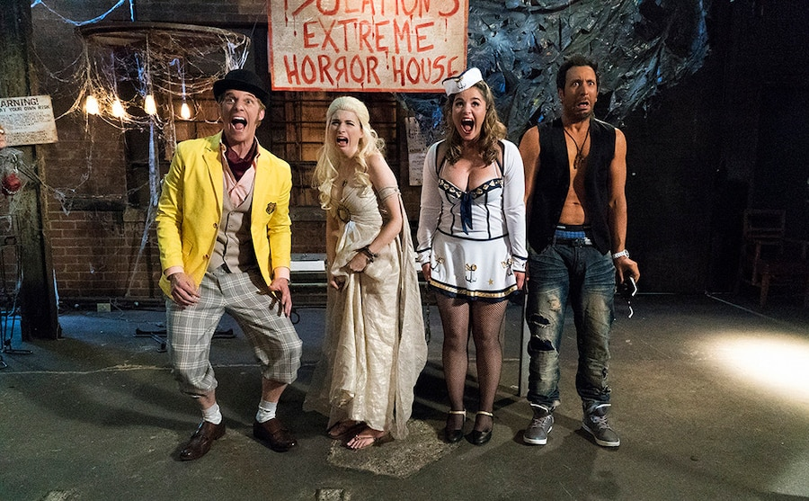 TV Halloween, 2015, You're the Worst