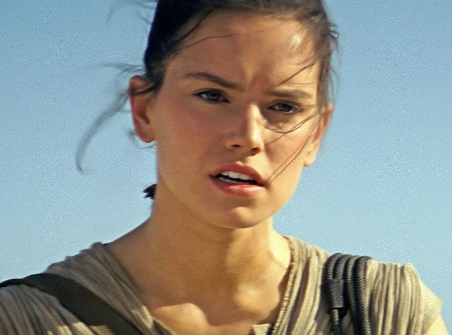 Daisy Ridley, Star Wars: The Force Awakens