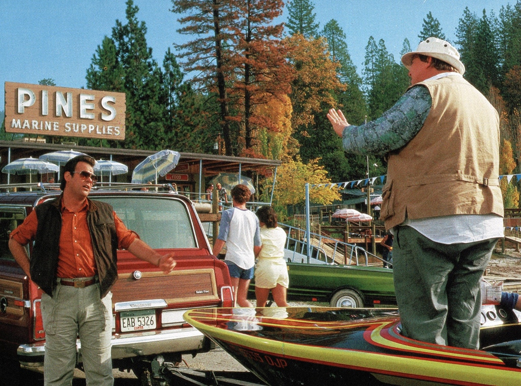The Great Outdoors: The Great Outdoors From John Candy's Most Memorable Movies