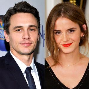 James Franco, Emma Watson