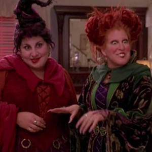 Hocus Pocus, Witches