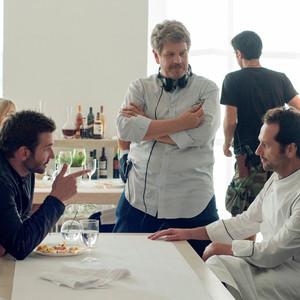 Bradley Cooper, John Wells, Matthew Rhys, Burnt