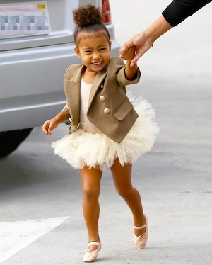 North West, Ballet