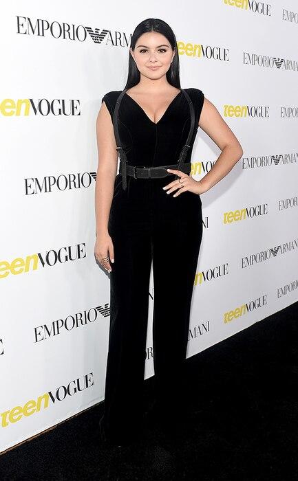 Ariel Winter, Teen Vogue Event