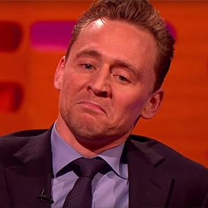 Tom Hiddleston, Robert De Niro Impression, Graham Norton Show