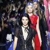 Gigi Hadid, Kendall Jenner, Paris Fashion Week