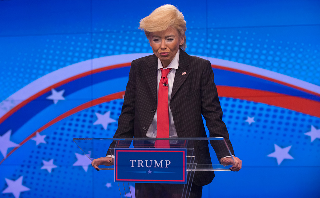 Who Had the Best Donald Trump Halloween Costume—Kelly Ripa, Lara ...