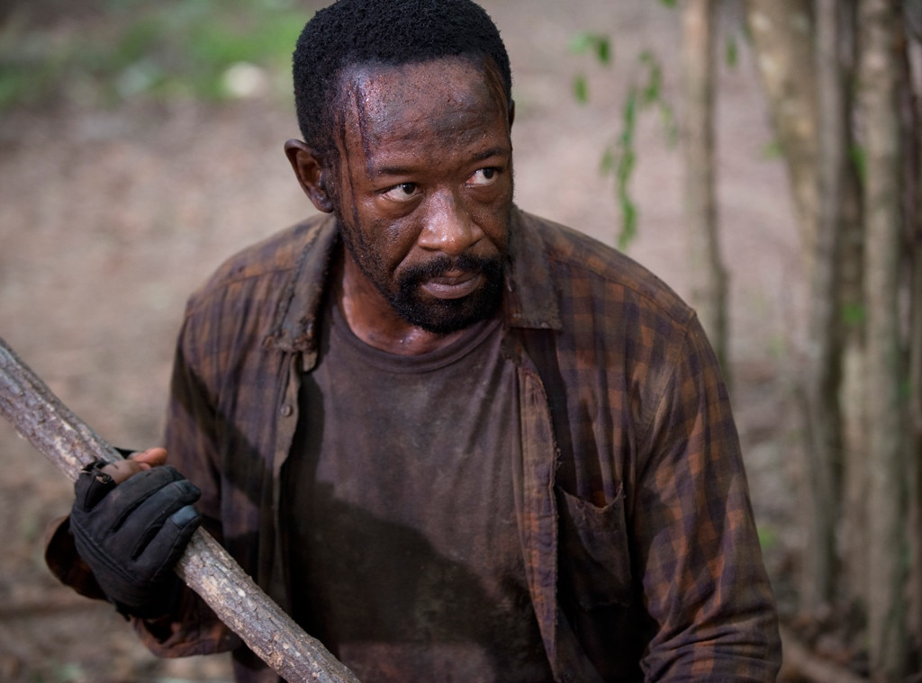 Lennie James, The Walking Dead, Season 6