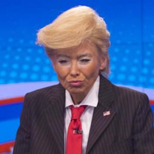Kelly Ripa, Donald Trump, Halloween 2015