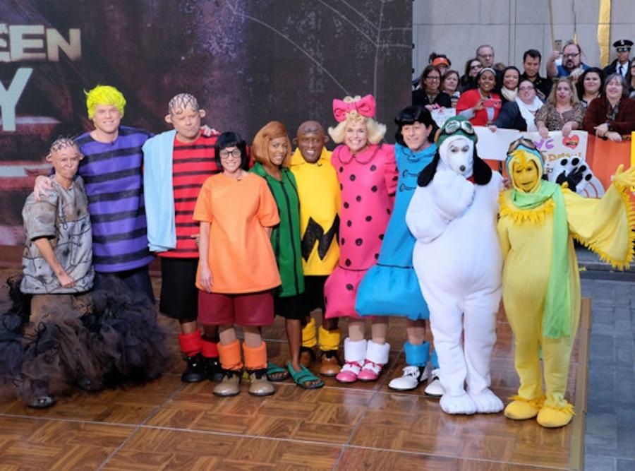 Today Show, Halloween