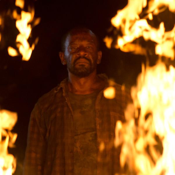 Lennie James, The Walking Dead, Season 6