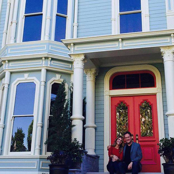 Home Pics: They're Home From Fuller House Is Here: Behind-the-Scenes