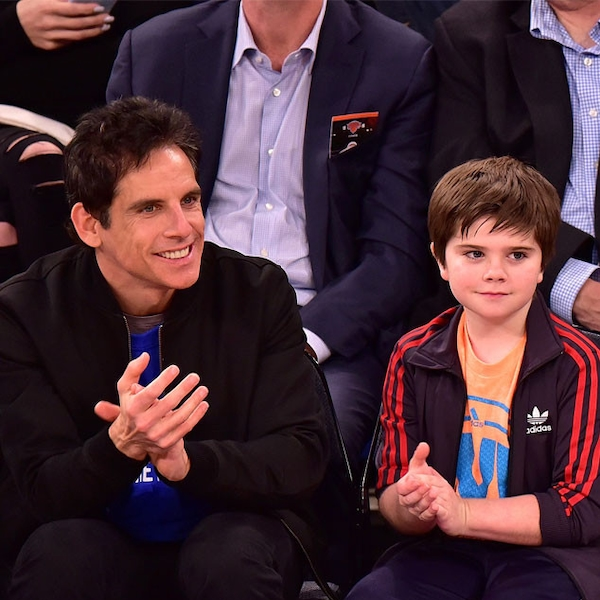 Ben Stiller & Quinlin Stiller from The Big Picture: Today ...
