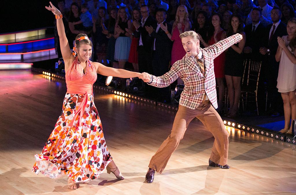 Bindi Irwin, Derek Hough, Dancing With the Stars