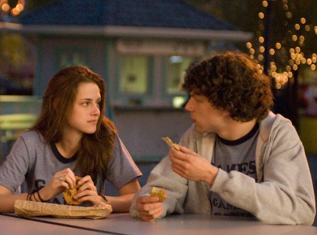 Kristen Stewart,Jesse Eisenberg in Adventureland
