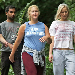 Jennifer Lawrence, Amy Schumer, Aziz Ansari