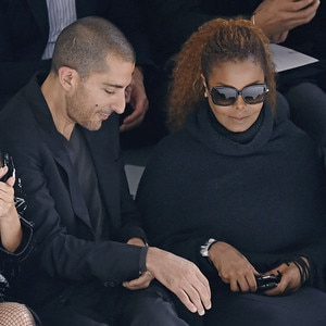 Janet Jackson And Husband Wissam Al Mana Make Rare Public Appearance  Together At Paris Fashion Week | E! News Canada