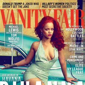 Rihanna, Vanity Fair