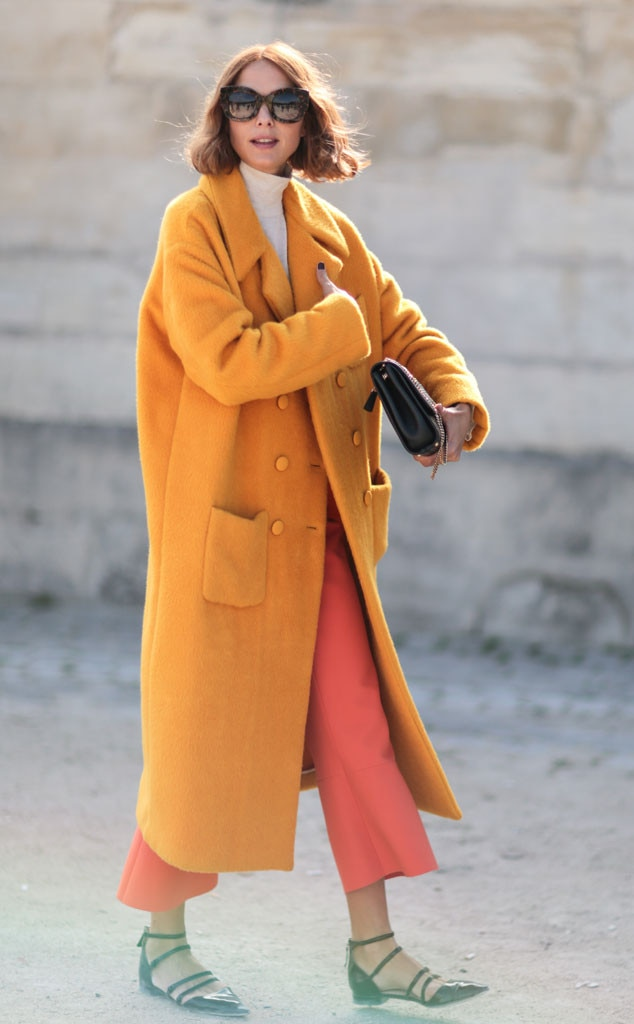 Candela Novembre From Street Style At Paris Fashion Week Spring 2016 E News