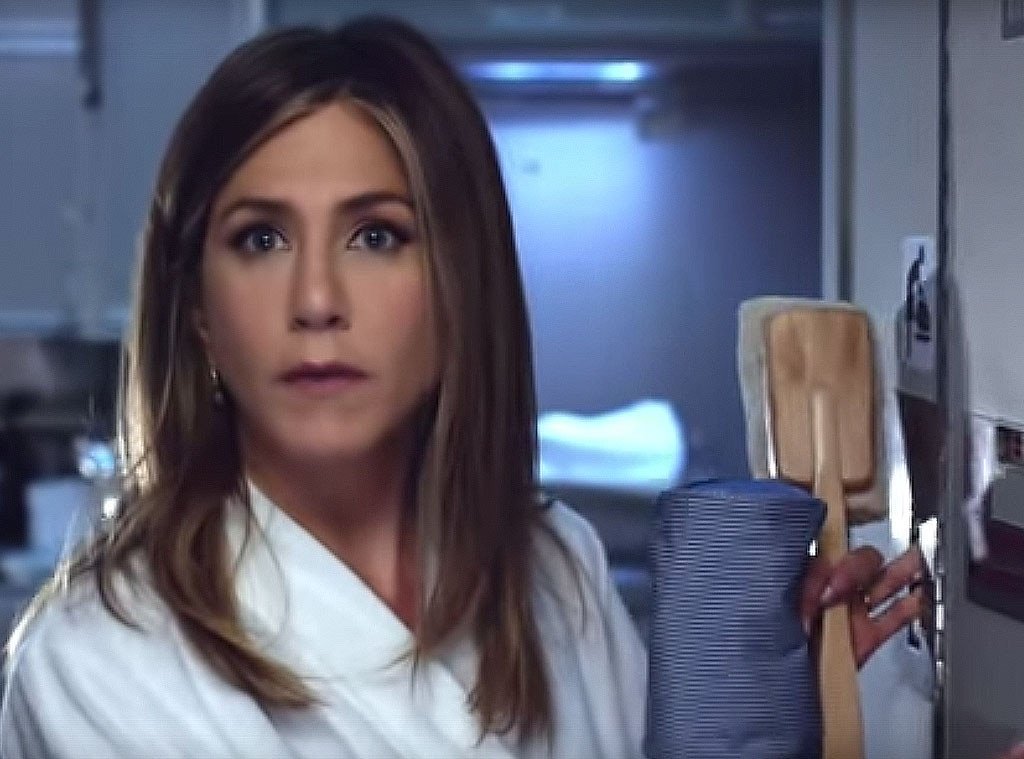 Jennifer Aniston, Emirates Commercial