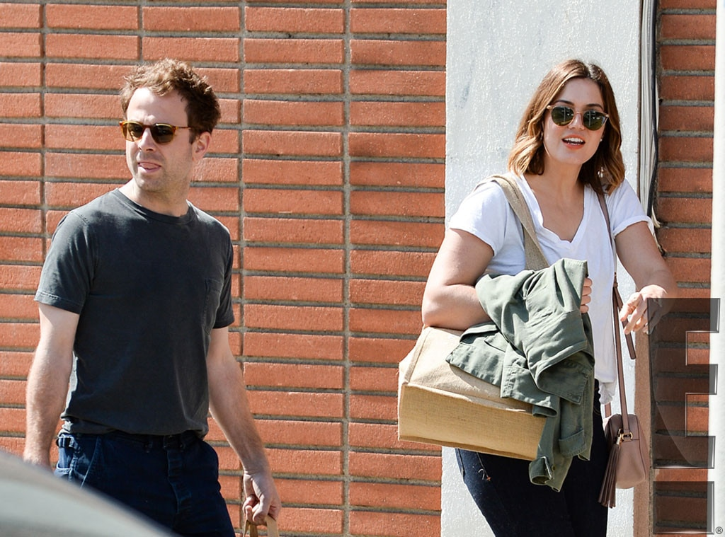 Mandy Moore, Taylor Goldsmith, First Pics, Exclusive