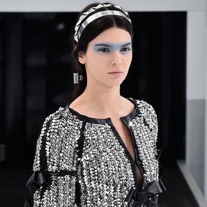 Kendall Jenner, Chanel, Paris Fashion Week