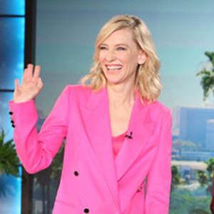 Cate Blanchett, Ellen DeGeneres