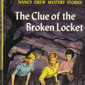 Nancy Drew Book Cover