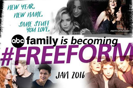Freeform, ABC Family