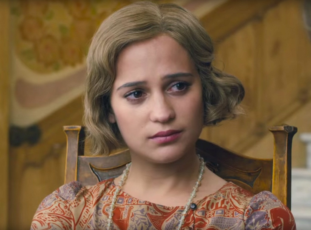 Alicia Vikander, The Danish Girl