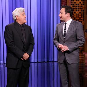 Jay Leno, Jimmy Fallon, The Tonight Show